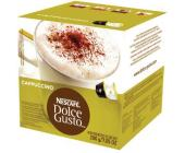 Кофе в капсулах Dolce Gusto Cappucchino, с молоком, 8 шт/уп