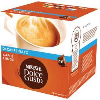 Кофе в капсулах Dolce Gusto Lungo, черный, 16 шт/<wbr>уп - Officedom (1)
