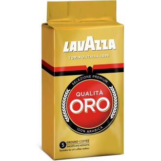 Кофе молотый Lavazza Qualita Oro, 250 гр - Officedom (1)