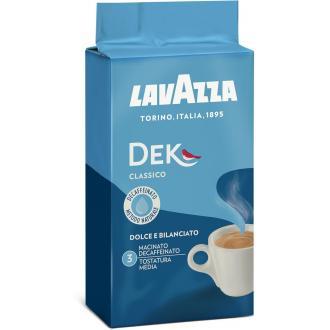 Кофе молотый Lavazza Caffe Decaffeinato, без кофеина, 250 гр - Officedom (1)