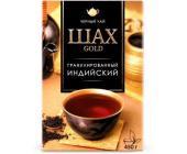 Чай черный Шах Gold, индийский, гранулированный, 450 гр | OfficeDom.kz