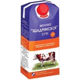 Молоко концентрированное Шадринское 7,1%, 300 мл, тетрапакет - Officedom (1)