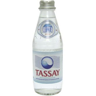 Минеральная вода TASSAY без газа, 0,25л, стекло - Officedom (1)