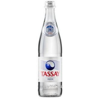 Минеральная вода TASSAY с газом, 0,5л, стекло - Officedom (1)