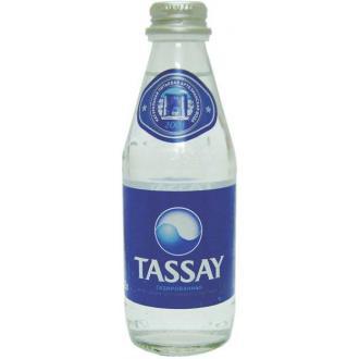 Минеральная вода TASSAY с газом, 0,25л, стекло - Officedom (1)