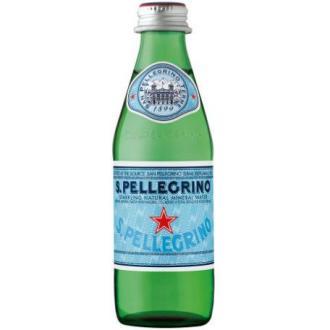 Минеральная вода San Pellegrino 0,25л, стекло - Officedom (1)