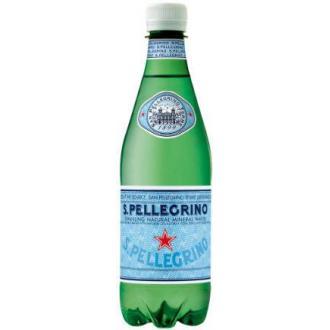 Минеральная вода San Pellegrino 0,5л, пластик - Officedom (1)