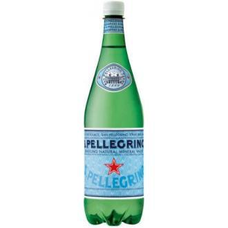 Минеральная вода San Pellegrino 1,0л, пластик - Officedom (1)