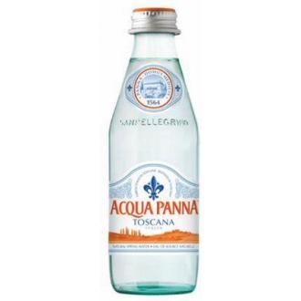 Минеральная вода Aсqua Panna 0,25л, стекло - Officedom (1)