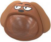 Компактная акустика RITMIX ST-111BT Puppy коричневый | OfficeDom.kz