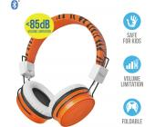 Наушники-накладные проводные Trust Comi Bluetooth оранжевый   OfficeDom.kz